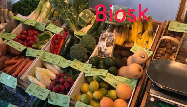 Eine reichhaltige Gemüseauswahl bei Biosk