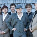 Sechs Musiker von Hildegard lernt fliegen