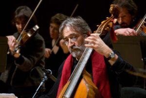 Jordi Savall - Musiker im Konzert