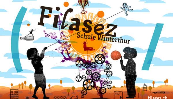 Die Filasez ist eine Bildungsinitiative in Winterthur mit viel Schaffenskraft, Kreativität und Freude.